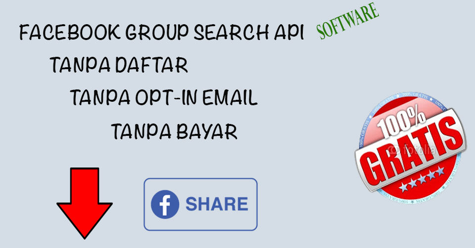 Fb Group Search Api Software Free