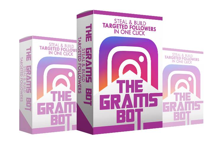 the-grams-bot The Gram Bot / Auto Follow / Scrape / Auto Unfollow / Auto Comment / Auto Like