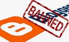 Tips aman dari banned blogspot untuk toko online tokobot